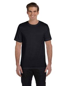 Black/dp Hthr Men's Jersey Short-Sleeve Pocket T-Shirt