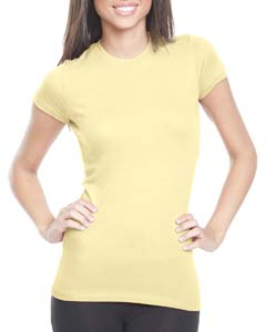 Banana Cream Ladies' Perfect Tee
