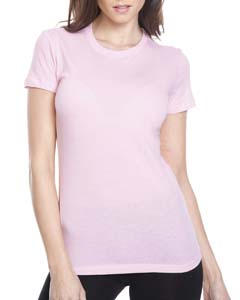Light Pink Ladies' Perfect Tee