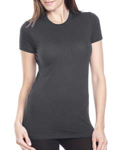 Dark Gray Ladies' Perfect Tee