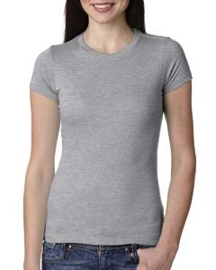 Heather Gray Ladies' Perfect Tee