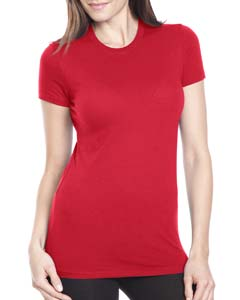 Red Ladies' Perfect Tee