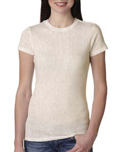 Oatmeal Ladies' Perfect Tee