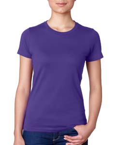 Purple Rush Ladies' Perfect Tee