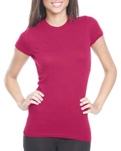 Raspberry Ladies' Perfect Tee