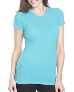 Tahiti Blue Ladies' Perfect Tee