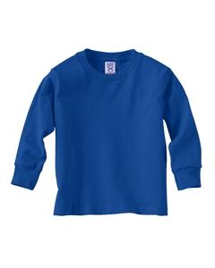 Royal Toddler 5.5 oz. Jersey Long-Sleeve T-Shirt