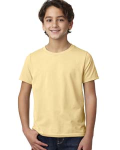 Banana Cream Boys' CVC Crew Tee