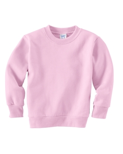 Pink Toddler 7.5 oz. Fleece Sweatshirt