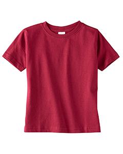Garnet Toddler 4.5 oz. Fine Jersey T-Shirt