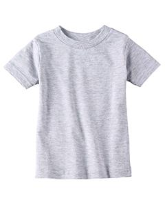 Heather Infant 4.5 oz. Fine Jersey T-Shirt
