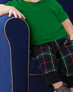 Kelly Infant 4.5 oz. Fine Jersey T-Shirt