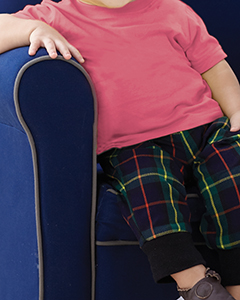 Raspberry Infant 4.5 oz. Fine Jersey T-Shirt