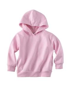 Pink Toddler 7.5 oz. Fleece Pullover Hood