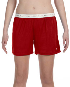 Scarlet Ladies' Active Mesh Shorts
