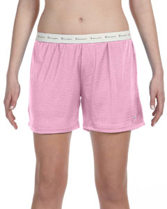 Cashmere Pink Ladies' Active Mesh Shorts