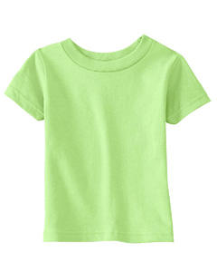 Key Lime Infant 5.5 oz. Short-Sleeve Jersey T-Shirt