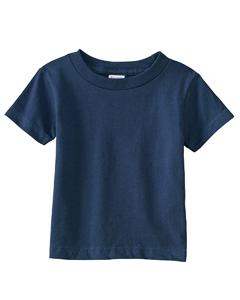 Navy Infant 5.5 oz. Short-Sleeve Jersey T-Shirt