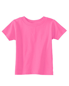 Raspberry Infant 5.5 oz. Short-Sleeve Jersey T-Shirt