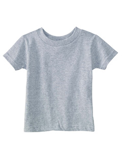 Heather Infant 5.5 oz. Short-Sleeve Jersey T-Shirt