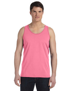 Neon Pink Unisex Jersey Tank