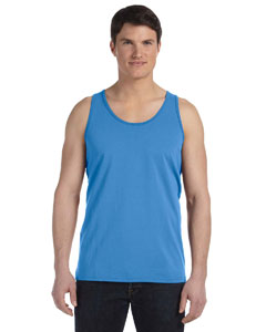 True Royal Trbln Unisex Jersey Tank