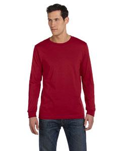 Cardinal Men's Jersey Long-Sleeve T-Shirt