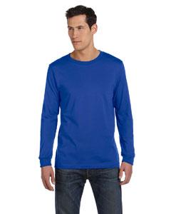 True Royal Men's Jersey Long-Sleeve T-Shirt