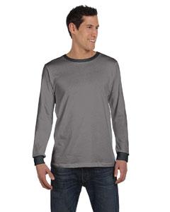 Chrcl Blck Trbln Men's Jersey Long-Sleeve T-Shirt