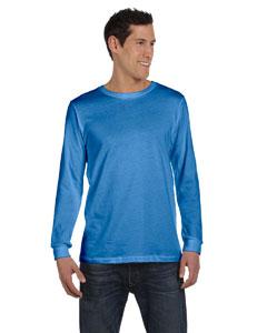 True Royal Trbln Men's Jersey Long-Sleeve T-Shirt