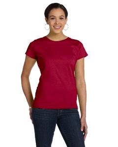 Garnet Women's Fine Jersey Longer Length T-Shirt