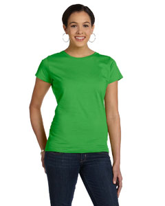 Apple Women's Fine Jersey Longer Length T-Shirt