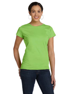 Key Lime Women's Fine Jersey Longer Length T-Shirt