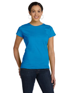 Cobalt Women's Fine Jersey Longer Length T-Shirt