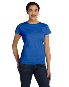 Royal Women's Fine Jersey Longer Length T-Shirt