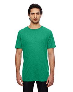 Heather Green 3.2 oz. Featherweight Short-Sleeve T-Shirt