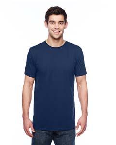 Navy 3.2 oz. Featherweight Short-Sleeve T-Shirt