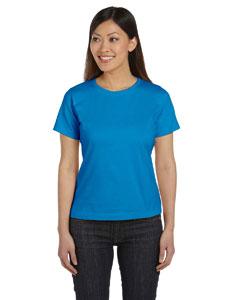 Cobalt Women's Combed Ringspun Jersey T-Shirt