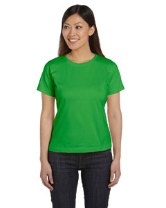Apple Women's Combed Ringspun Jersey T-Shirt