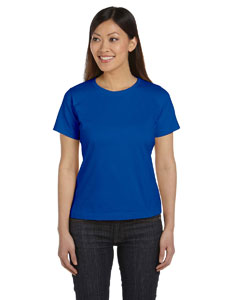 Royal Women's Combed Ringspun Jersey T-Shirt
