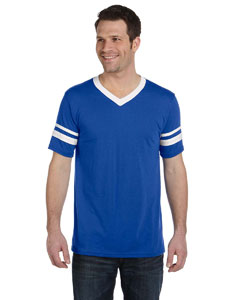Royal/white Sleeve Stripe Jersey