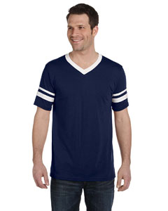 Navy/white Sleeve Stripe Jersey