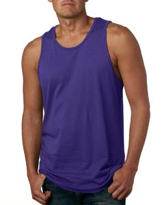 Purple Rush Men's Premium Jersey Tank