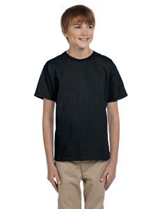 Black Youth 5 oz. HiDENSI-T® T-Shirt