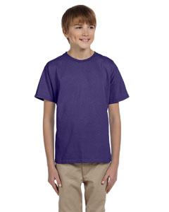 Deep Purple Youth 5 oz. HiDENSI-T® T-Shirt