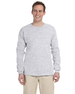 Ash 5 oz. HiDENSI-T® Long-Sleeve T-Shirt