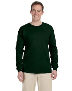 Forest Green 5 oz. HiDENSI-T® Long-Sleeve T-Shirt