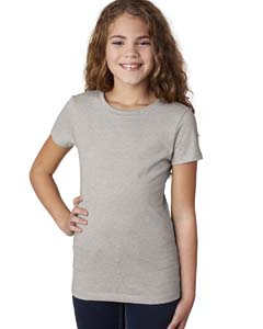 Silk Girls' Princess CVC Tee