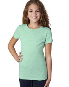 Mint Girls' Princess CVC Tee
