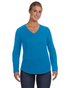 Cobalt Women's V-Neck Pullover